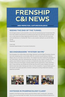 Frenship C&I News