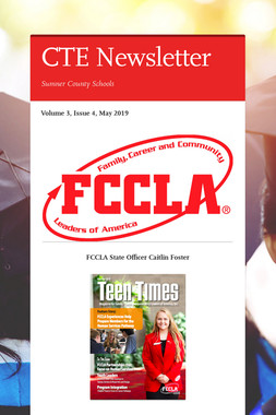 CTE Newsletter