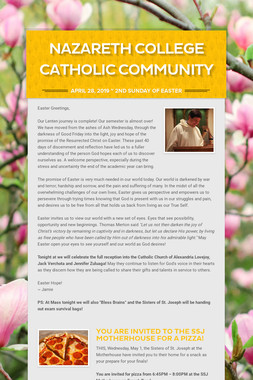 Nazareth College Catholic Community