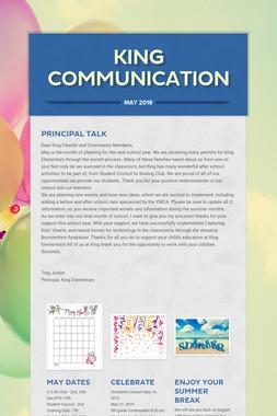 King Communication