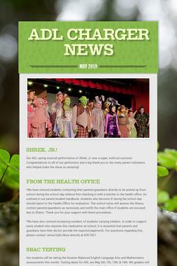 ADL Charger News