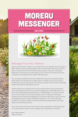Moreau Messenger
