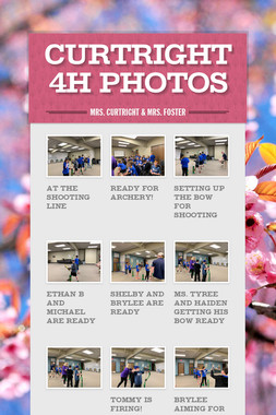 Curtright 4H Photos