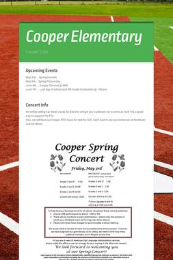 Cooper Elementary