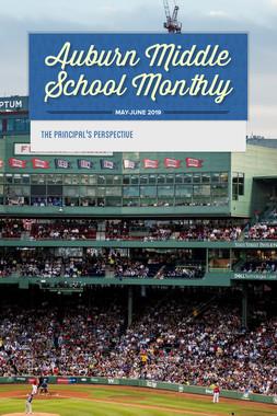 Auburn Middle School Monthly