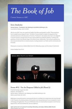 The Sanctification Process