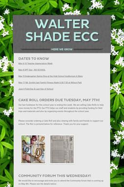 Walter Shade ECC