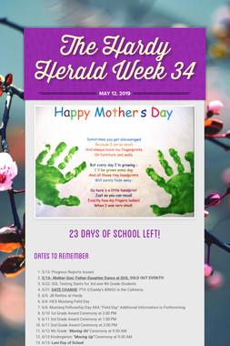 The Hardy Herald Week 34