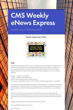 CMS Weekly eNews Express