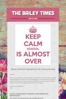 The Bailey Times