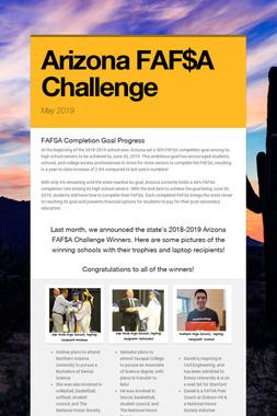 Arizona FAF$A Challenge