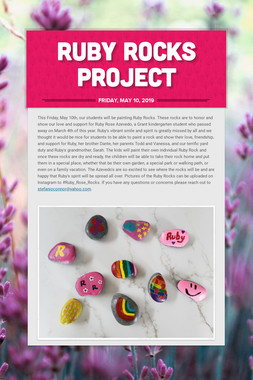 Ruby Rocks Project