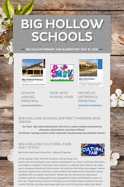 Big Hollow Schools