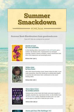 Summer Smackdown