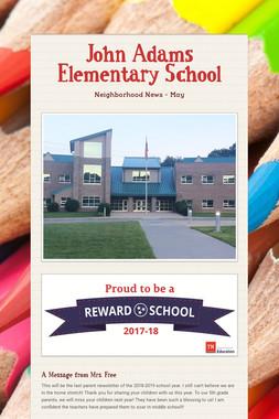 John Adams Elementary School