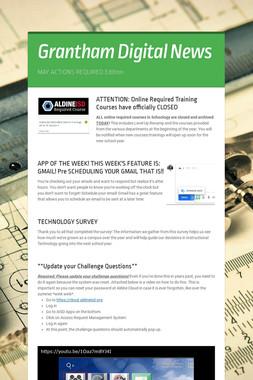 Grantham Digital News