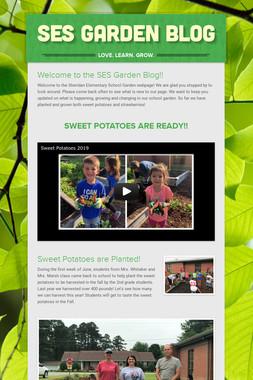 SES Garden Blog