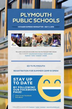 Plymouth Public Schools