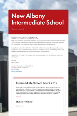 New Albany Intermediate School