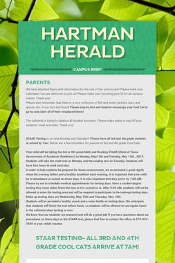 Hartman Herald