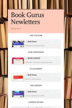 Book Gurus Newletters