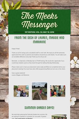 The Meeks Messenger