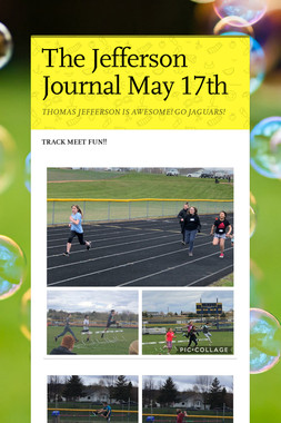 The Jefferson Journal May 17th