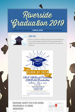 Riverside Graduation 2019