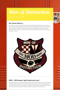 Men of Distinction