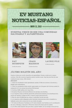 EV Mustang Noticias-Español