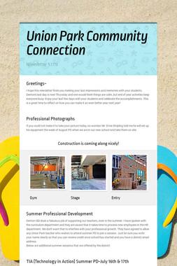 Union Park Community Connection