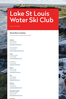 Lake St Louis Water Ski Club