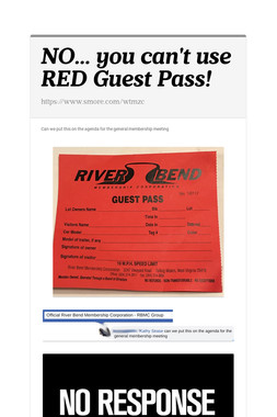 NO... you can't use RED Guest Pass!