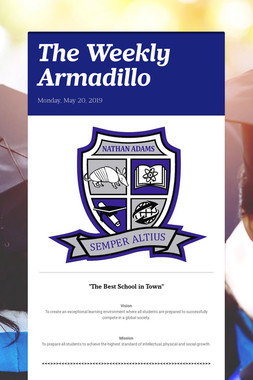 The Weekly Armadillo