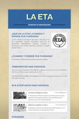 La ETA