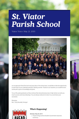 St. Viator Parish School