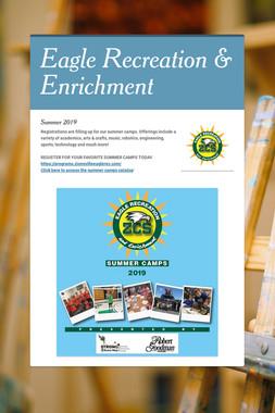 Eagle Recreation & Enrichment