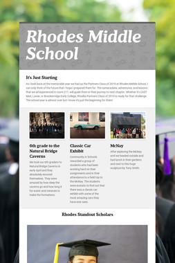Rhodes Middle School