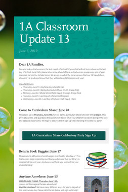 1A Classroom Update 13