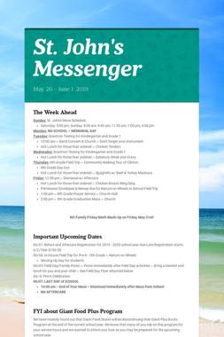 St. John's Messenger
