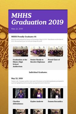MHHS Graduation 2019