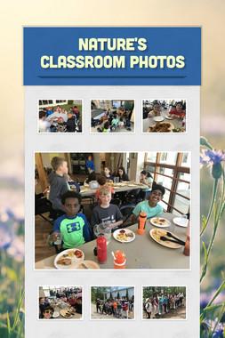 Nature's Classroom Photos