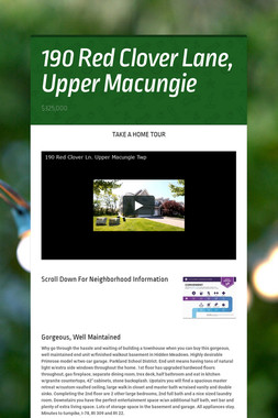 190 Red Clover Lane, Upper Macungie