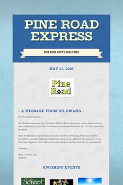 Pine Road Express