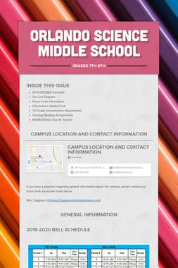 Orlando Science Middle School