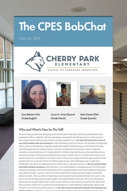 The CPES BobChat
