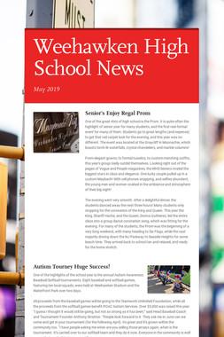 Weehawken High School News
