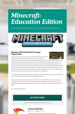 Minecraft: Education Edition
