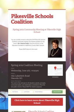 Pikesville Schools Coalition