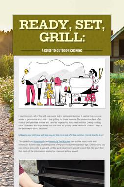 Ready, set, grill: